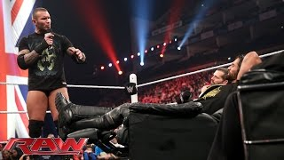 Randy Orton and Seth Rollins' Extreme Decision: Raw, April 13, 2015