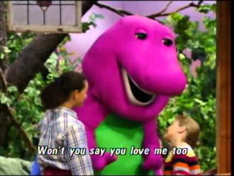 Xxx Mp4 Barney I Love You Song Best Original HQ 3gp Sex