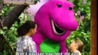 Barney I Love You Song [Best Original HQ]