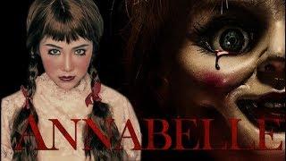 แต่งหน้าลุคตุ๊กตาแอนนาเบล Annabelle Make up   Archita Station