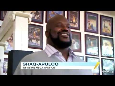 Uncut Inside Shaq s Mega Mansion Speaks On Beef With Kobe Bryant New Book & More