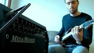 Overture 1928 Dream Theater Bedini Custom Guitars