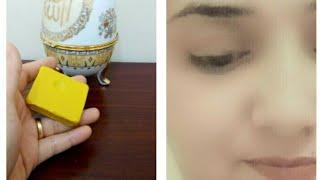 طريقة عمل الصابون الهندى الاصفر سر جمال بشرة الهنديات مع خبيرة التجميل مريم يحيى