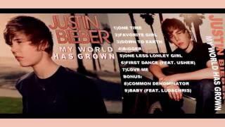 first dance justin bieber feat usher
