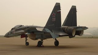 Chinese military set for capability boost with delivery of Russian Su-35 fighter jets
