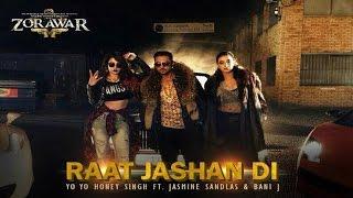 Raat Jashan Di Video Song | ZORAWAR | Yo Yo Honey Singh, Jasmine Sandlas, Baani J | Review