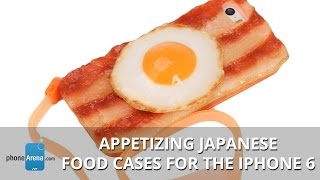 5 appetizing Japanese food cases for the iPhone 6