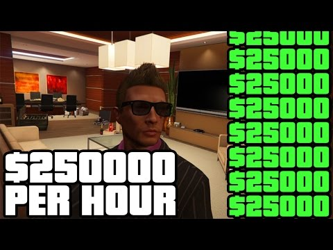 watch STILL The Best Way to Make Money in GTA Online | $250000 Per Hour! | #EasyMoney #VIPMissions