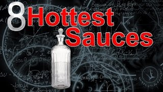 Top 8 Spicy(hot) Sauces In The World.