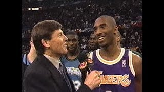Kobe Bryant - 1997 NBA Slam Dunk Contest (Champion)
