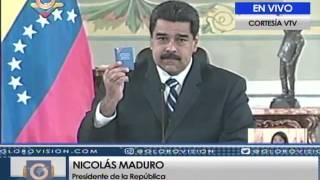 Maduro convoca al pueblo a un diálogo para fortalecer la paz