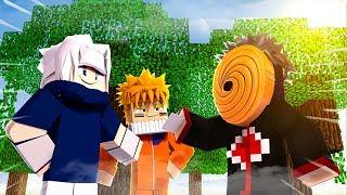 Minecraft: SHINOBI LIFE - VAMOS ENTRAR PRA AKATSUKI ?! ‹ Ine ›