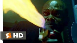Snakes on a Plane (2006) - Power Up Scene (8/10)   Movieclips