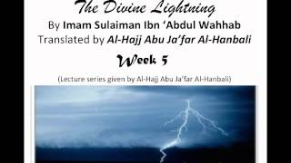 Divine Lightning (Week 5)
