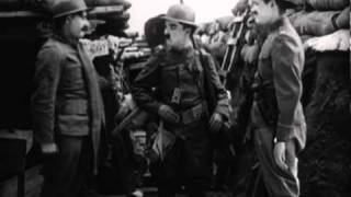 Charlie Chaplin - Arrival at