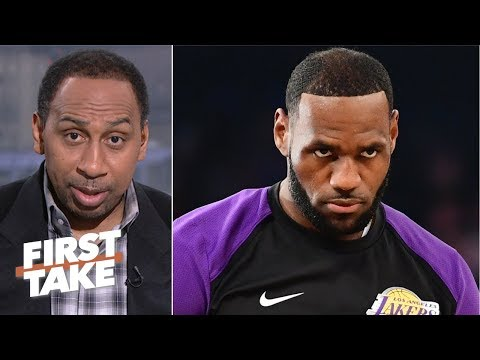 Reports of LeBron refusing to be coached is disrespectful – Stephen A. First Take