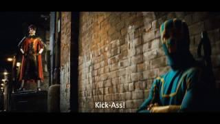Kick Ass - Trailer 3 legendado - HD [1080p]