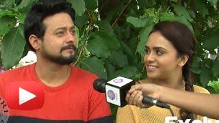 Gappa With Amruta Khanvilkar & Swapnil Joshi - Welcome Zindagi - Marathi Movie