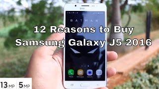 12 Reasons to Buy Samsung Galaxy J5 (2016)