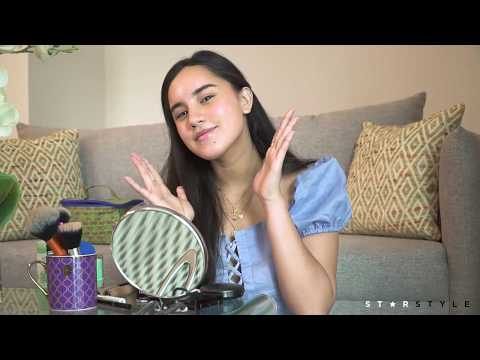 Juliana Gomez Shares Her Back-To-School Makeup Routine   Star Style Beauty