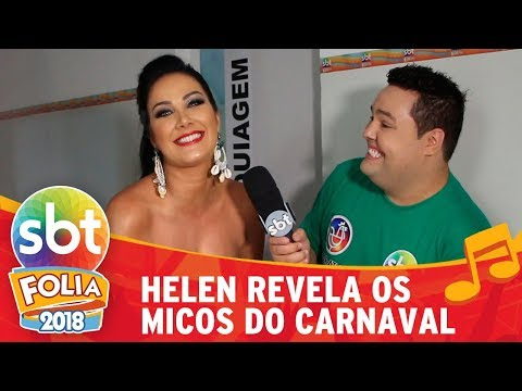 Xxx Mp4 Helen Ganzarolli Relembra Seus Micos De Carnavais Passados SBTFolia 2018 3gp Sex