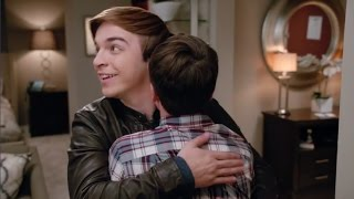 The Real O'Neals Kenny and Brett scenes