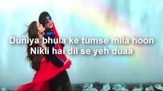 Gerua Lyrics   Dilwale   YouTube 1080p