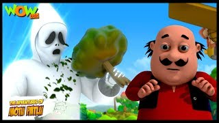 Tree Eater Ghost - Motu Patlu in Hindi - 3D Animation Cartoon for Kids -As seen on Nick