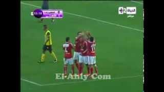 اهداف مبارة الاهلى امام المغرب الفاسي 8/12/2013