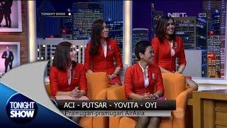 Pengalaman Seru Pramugari-Pramugari AirAsia