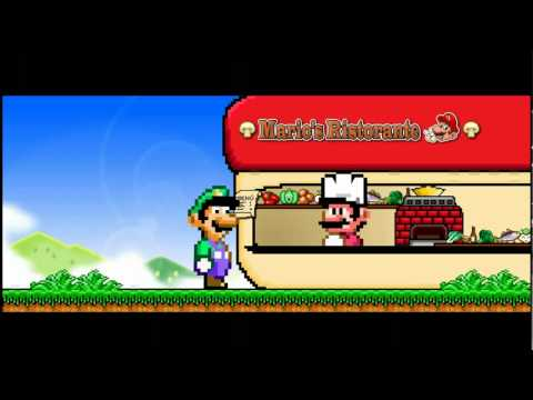 Doblaje Español Restaurante de Mario Mario s Restaurant