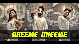 Dheeme Dheeme - Tony Kakkar | Vipin Sharma Choreography | Dance on Dheem Dheeme on YouTube