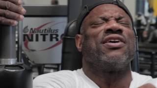 Dexter Jackson Shoulder Workout   2016 MOST RECENT