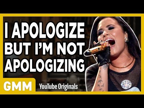 Demi Lovato s Sorry Not Sorry in 30 Seconds