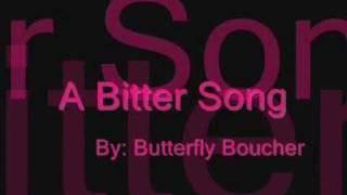 Bitter Song-Lyrics
