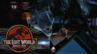 Why The Ending Was Changed In The Lost World: Jurassic Park