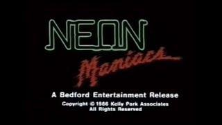 Neon Maniacs (1986) - Trailer