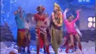 Ukraine Does Jimmy Jimmy Aaja (from Disco Dancer)