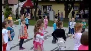 Festyn w Osieku zabawy dla dzieci 2014