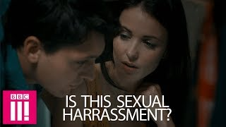 Is This Sexual Harassment? Men & Women Discuss