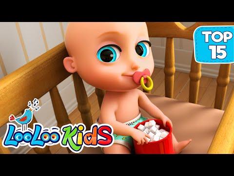 Johny Johny Yes Papa - Top 15 Songs for Kids on YouTube