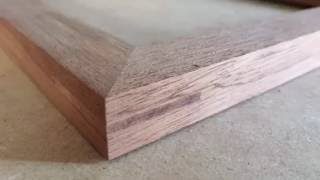 Making a picture frame