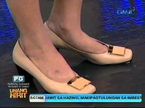 Nude heels, must-have for fashionistas