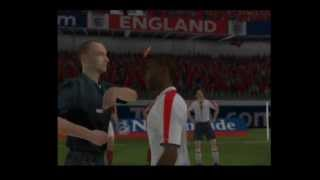 England International Football (Playstation 2)