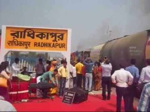 Xxx Mp4 ভারত থেকে বাংলা দেশ মাল গাড়ি RAIL INDIA TO Bangladesh Mal Train RADHIKAPUR Stations 3gp Sex