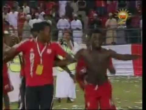 نادي ظفار بطل كأس صاحب الجلاله 2011م 1