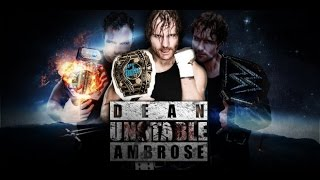Dean Ambrose Tribute ||Diamond Eyes|| 2016 WWE