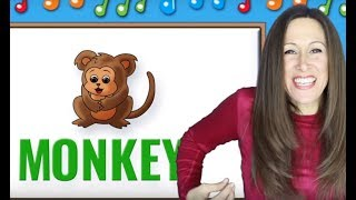Phonics | The Letter M | Signing for Babies ASL | Letter Sounds M| Patty Shukla