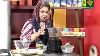 Seekh kabab By Chef Shireen Anwar In Shireen Anwar Shaan K Saath clip1