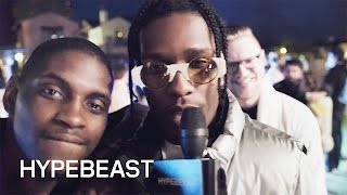 Inside the A$AP Mob x HYPEBEAST Cozy Party at SXSW